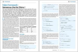 Fakes Framework Visual studio programmez magazine