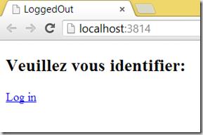 LoggedOut