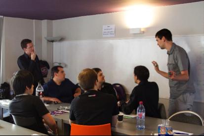 Bootcamp avril - Fathi Bellachene