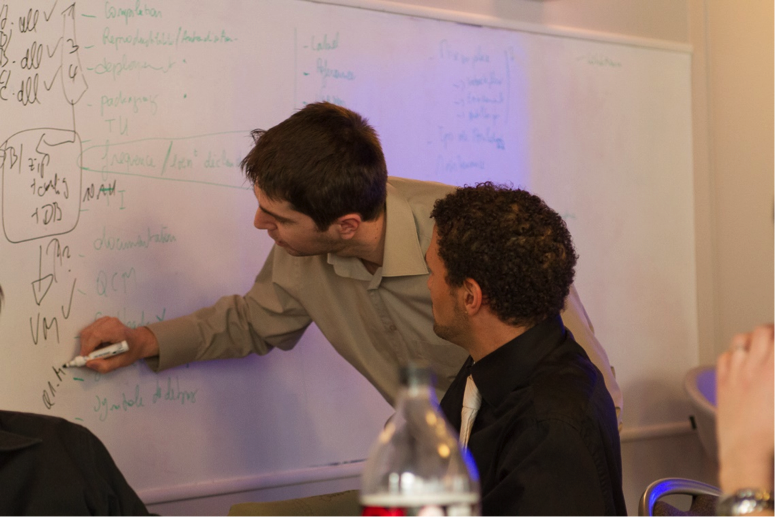 Bootcamp avril - Jason et Jonathan