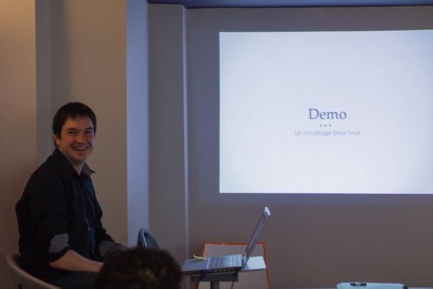 Bootcamp avril - Michel Perfetti