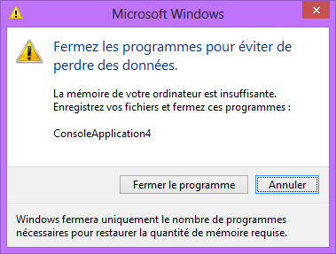 Comment analyser la mémoire Windows ?