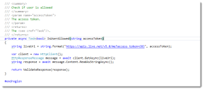 application windows 8 server side