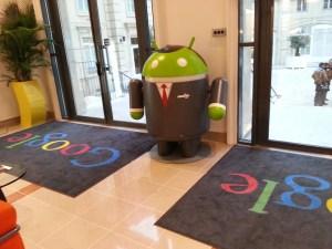 Bienvenue chez Google