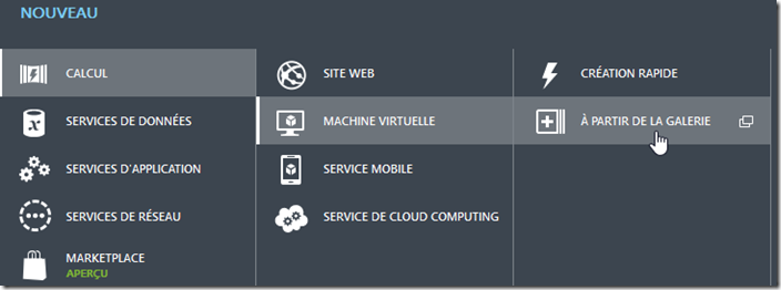 add virtual machine