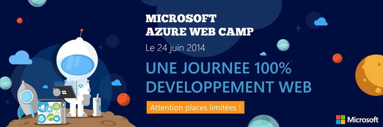 Cellenza partenaire de l'Azure Web Camp 2014
