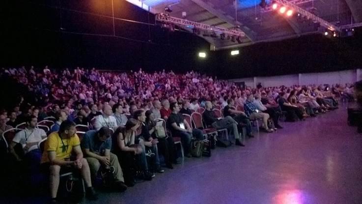 Cellenza en Angleterre au SQLBits pour parler Data Stewardship