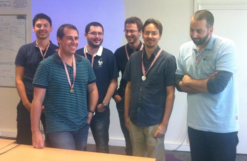 Hackathon Cellenza Septembre 2014 : Géolocalisation avec DocumentDB et les API Bing