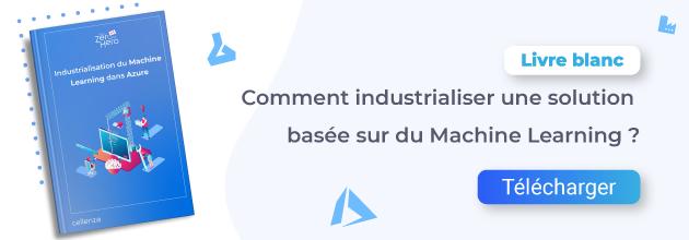 Livre blanc sur comment industrialiser une solution de machine learning dans Azure