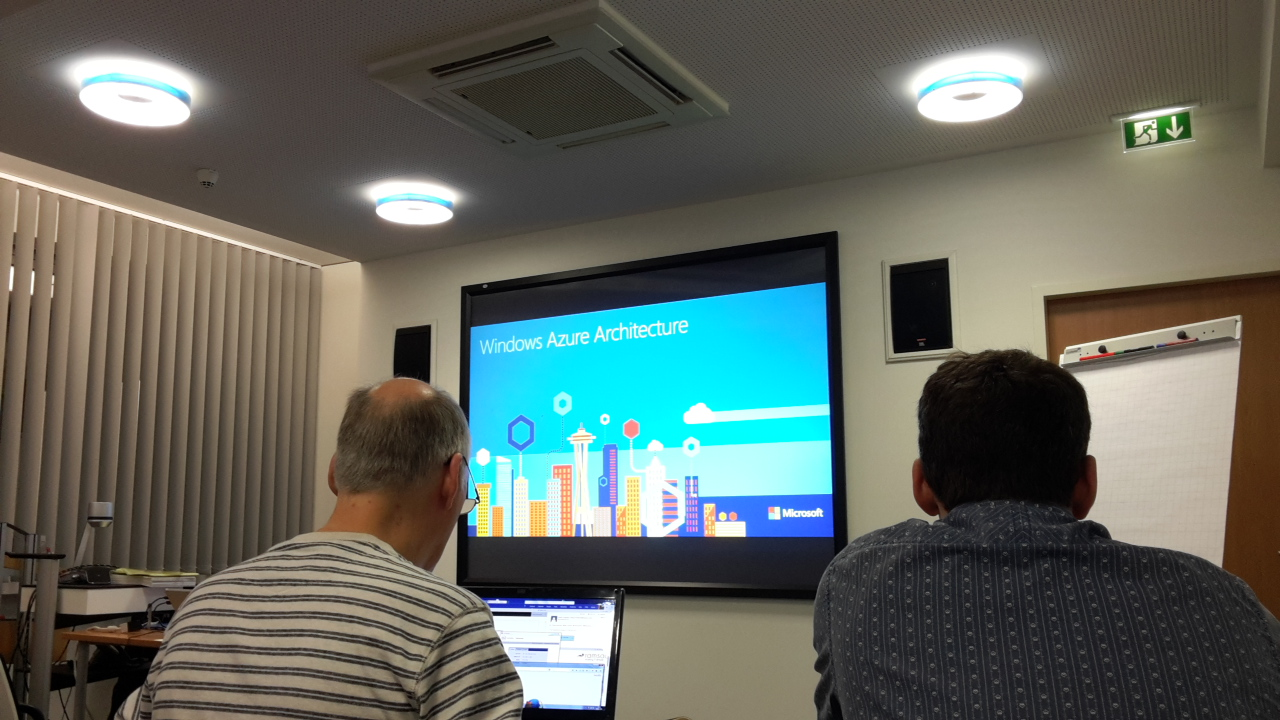 Retour sur le Workshop Azure Architecture à Francfort