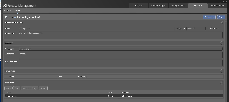 Les outils Release Management
