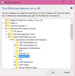 WindowsFeatures