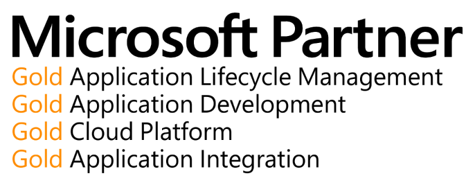 Des partenaires en or #4 – Microsoft Gold Application Integration !
