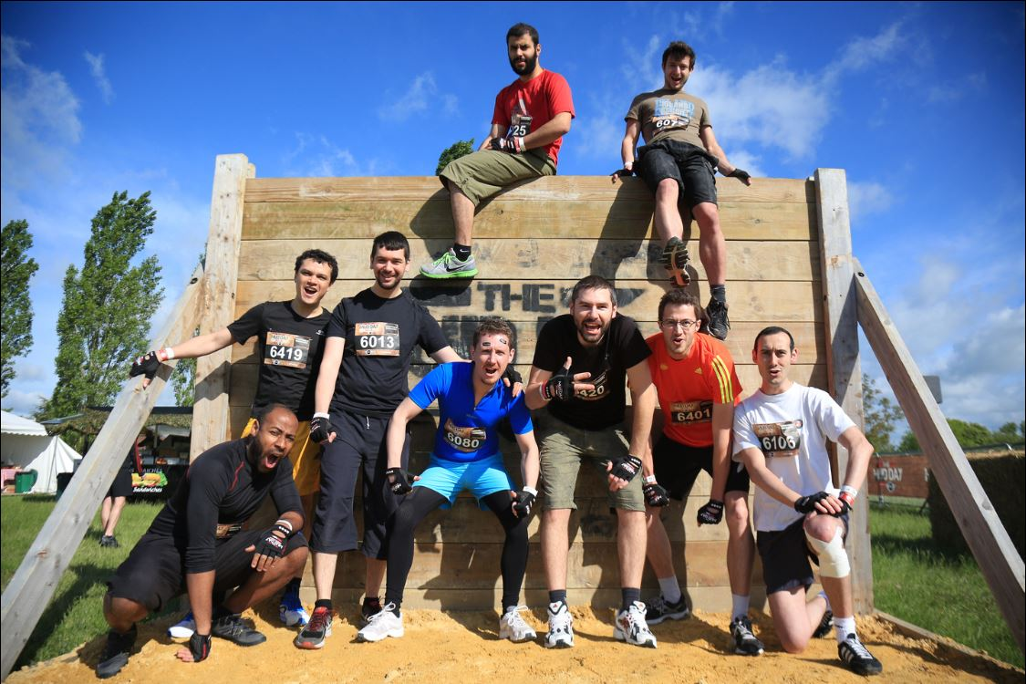 [Info] La commando team Cellenza revenue indemne du Mud Day 2015 !