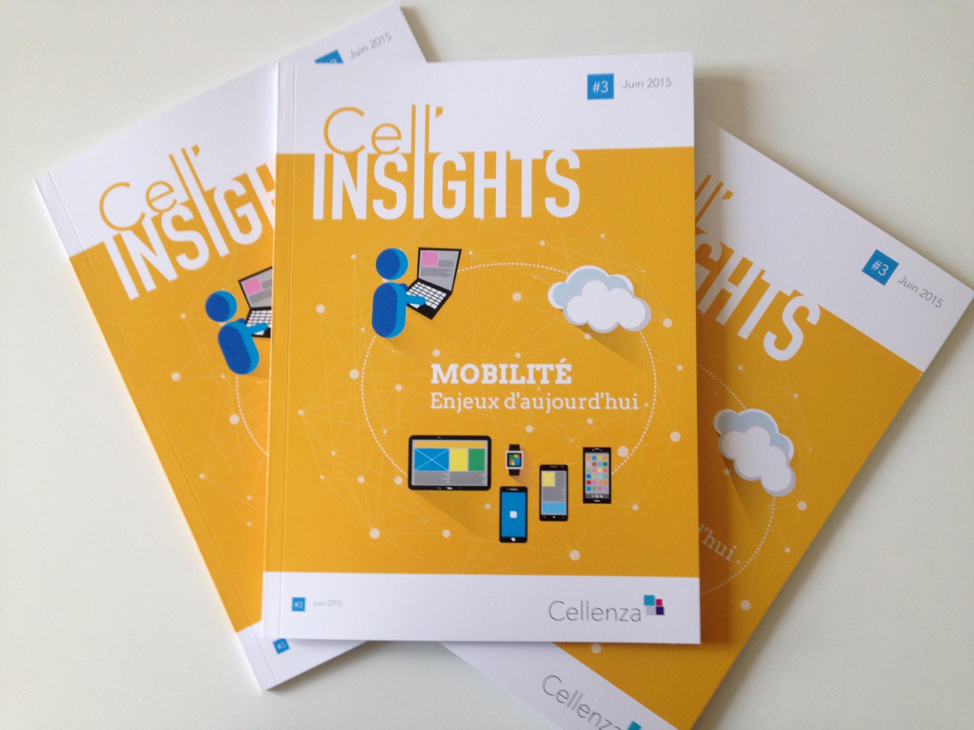 Cell'Insights #3 : Mobilité, enjeux d'aujourd'hui