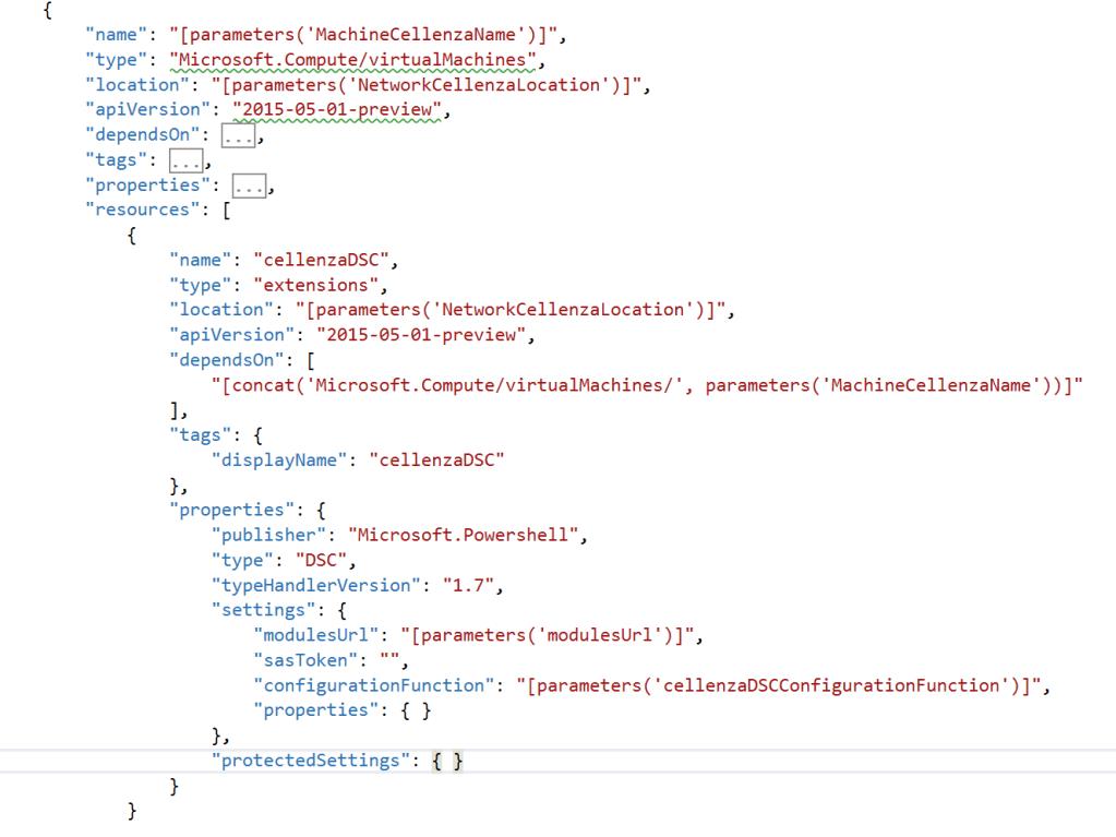 VS_ARM_ExtensionDSCScript