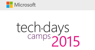 Cellenza aux Techdays Camps 2015