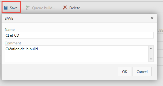 save build vnext
