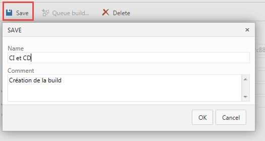save build vnext
