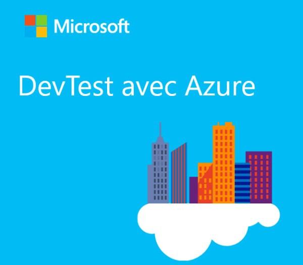 Journée Dev/Test avec Azure @Microsoft