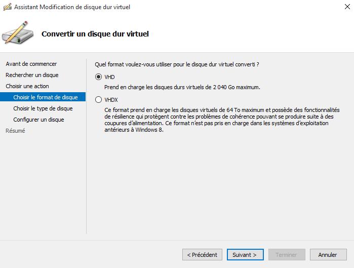 Monter rapidement un VHD sous Azure Resource Manager (Windows et