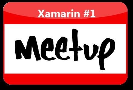 Meetup Xamarin