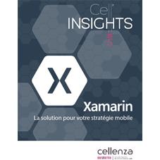 Cell'Insight #5 : Xamarin, la solution pour votre statégie mobile !