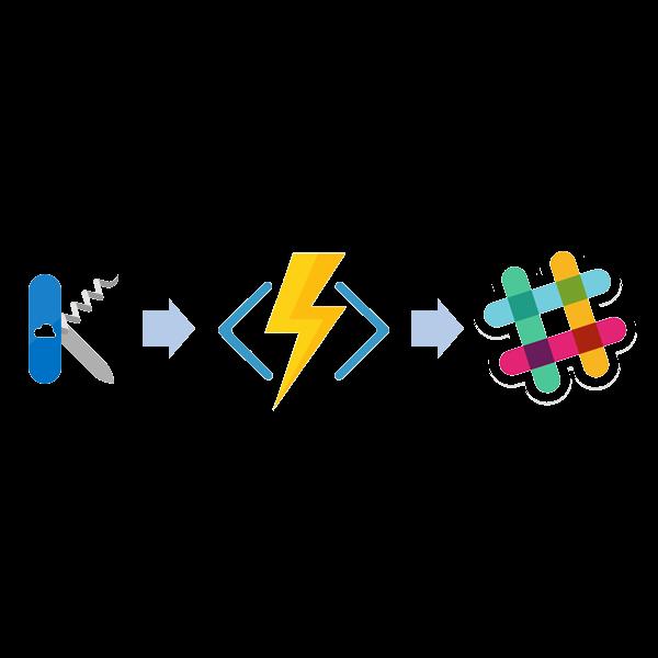 Notifier un déploiement Kudu sur Slack avec Azure Functions