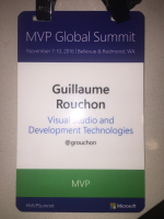 Les Cellenzans au MVP Summit : jour 1 !