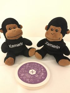 Xamarin Partner Summit Monkeys