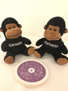 Xamarin Partner Summit Monkeys