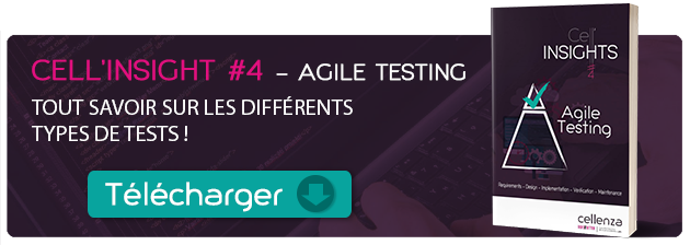 Livre Blanc Cell'insight 4 Agile Testing
