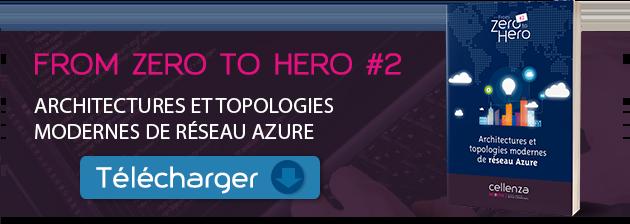 livre blanc From Zero to Hero 2 réseau azure