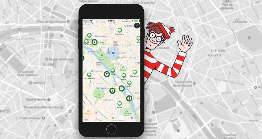 iOS 11, MapKit et Xamarin.Forms : tout pour trouver où est Charlie !