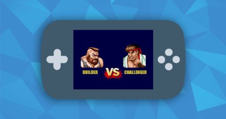 Builders contre Challengers, Un match difficile