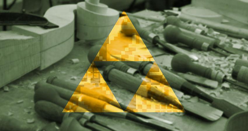 Craftsman possédez-vous la Triforce ?