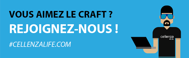 cellenza recrute craftmanship