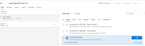 Visual Studio Build