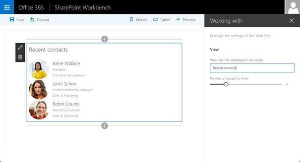 WebPart Sharepoint