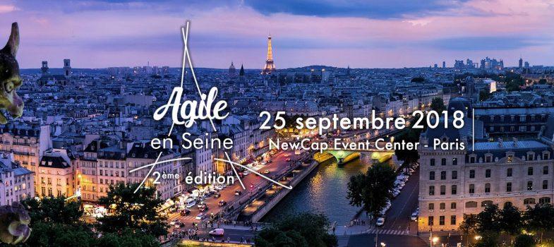 Une journée à Agile En Seine 2018