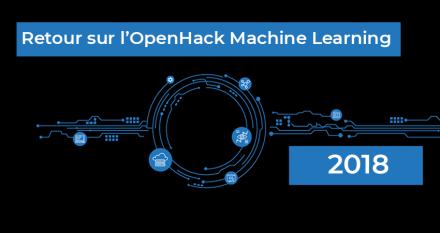Retour sur l'OpenHack Microsoft Experience 2018