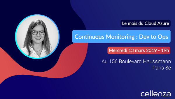 Continuous Monitoring : Dev to Ops