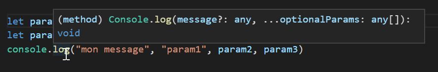 article les fonctions dans typescript