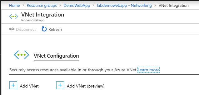 sécuriser vos applications PaaS dans Azure