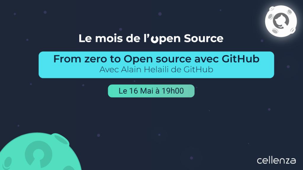 From zero to Open source avec GitHub
