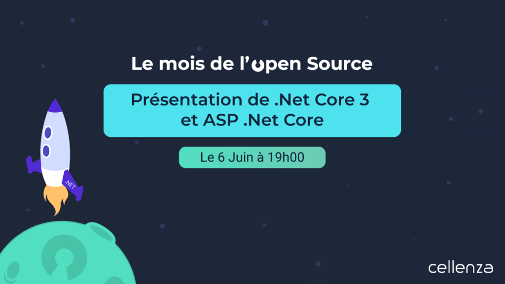 Présentation de .Net Core 3 et ASP .Net Core