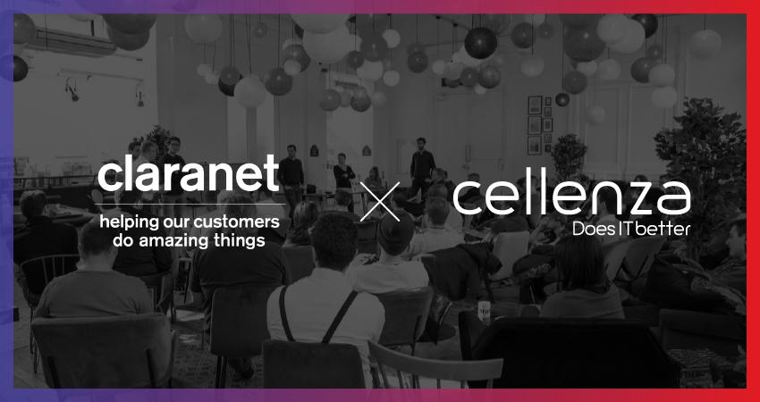 Claranet et Cellenza annoncent leur partenariat pour répondre à un besoin croissant d'accompagnement de leurs clients sur le cloud Azure.