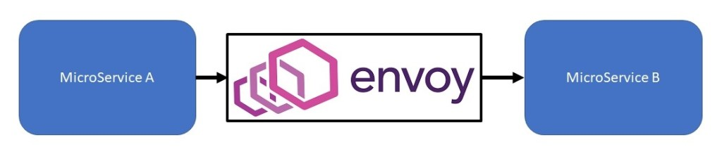 Microservice Envoy