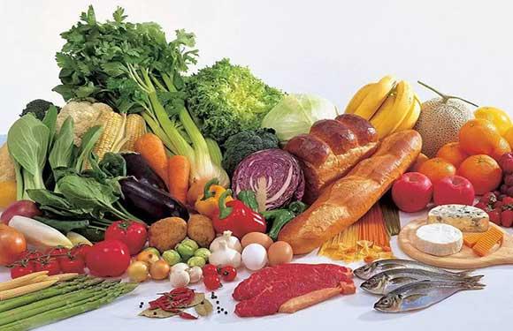 image fruits et légumes