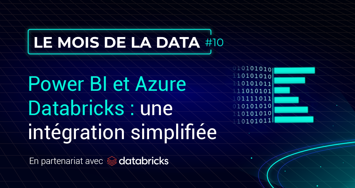 Power BI et Azure Databricks : une intégration simplifiée